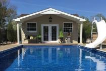 Assurance habitation avec piscine et dépendances : quelles particularités ?