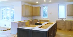 Un crédit immobilier avec un budget pour refaire sa cuisine